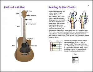 Guitar Songbook - Preview 01