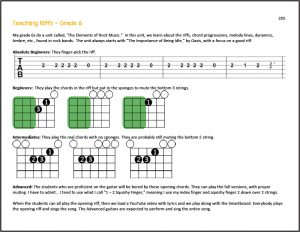Guitar Songbook - Preview 03