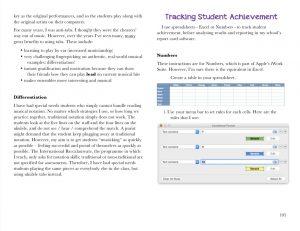 Ukulele Songbook - Tracking Student Achievement