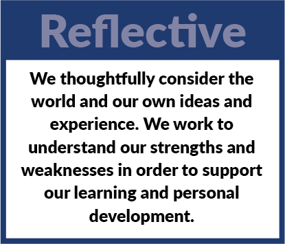 Learner Profile - Reflective Definition