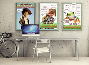 PYP Learner Profile music classroom poster display